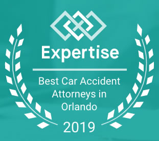 Named Among The Best Car Accident Attorneys in Orlando - 2019
