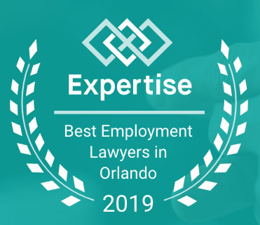 Named Among The Best Employees in Orlando - 2019