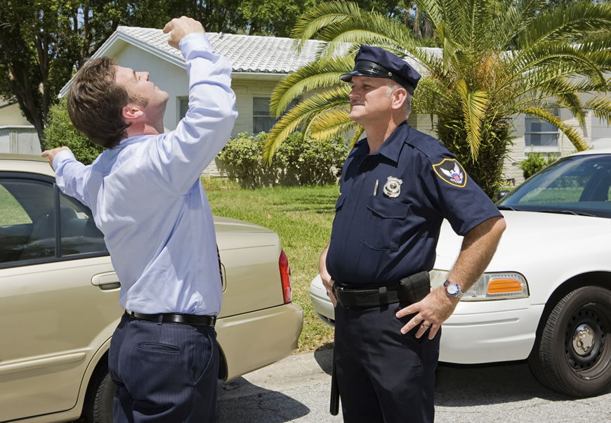 Challenging Field Sobriety Tests In Orlando, Central Florida