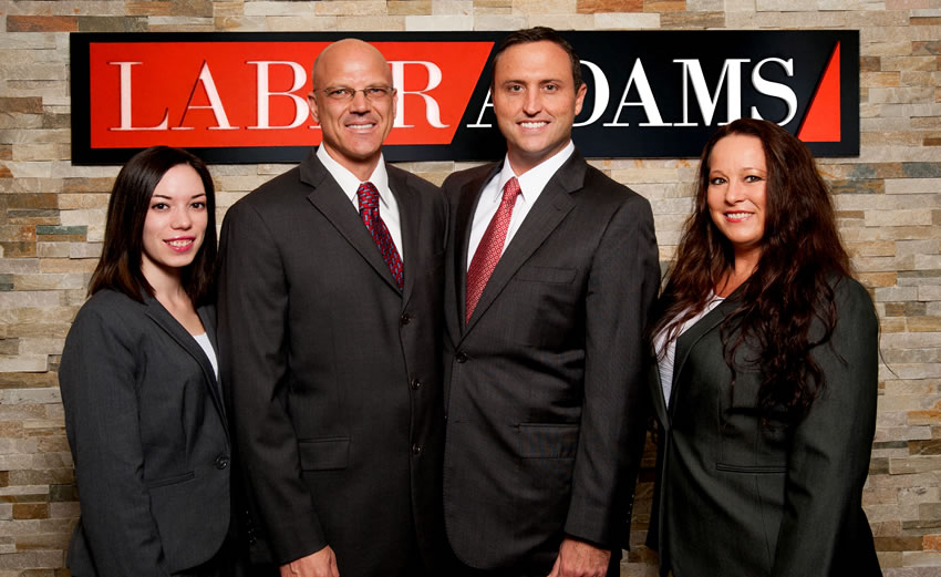 Orlando Employment Lawyers of LaBar Adams named Class Counsel